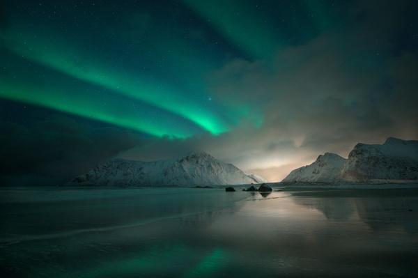 Northern Lights 5 by PhotoLinda