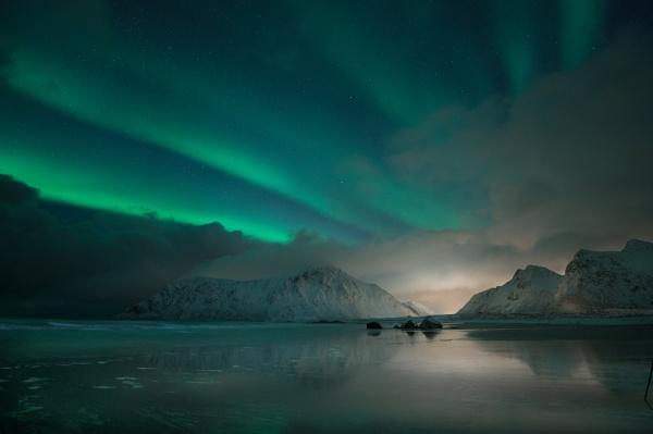 Northern Lights 6 by PhotoLinda