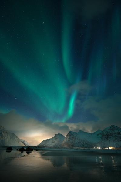 Northern Lights 7 by PhotoLinda