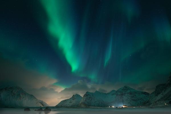 Northern Lights 9 by PhotoLinda