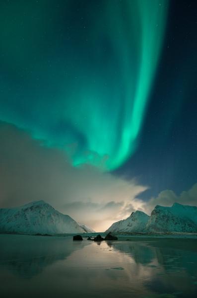 Northern Lights 11 by PhotoLinda