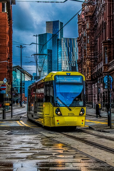 Manchester In A Photo by bcegerton