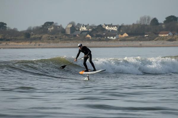 Surfboarding by royd63uk