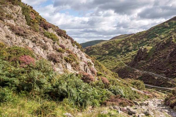 Shropshire Hills 2 by kdw