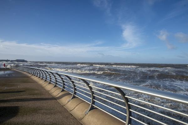 High Tide Blackpool by chensuriashi