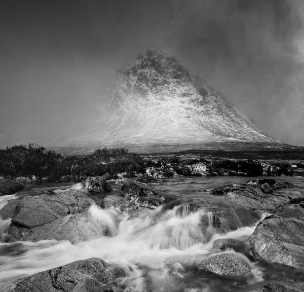Emerging Peak by PaulHolloway
