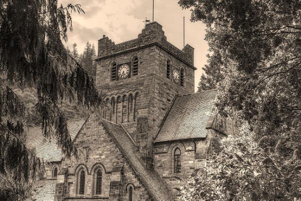 Church by Houndog18