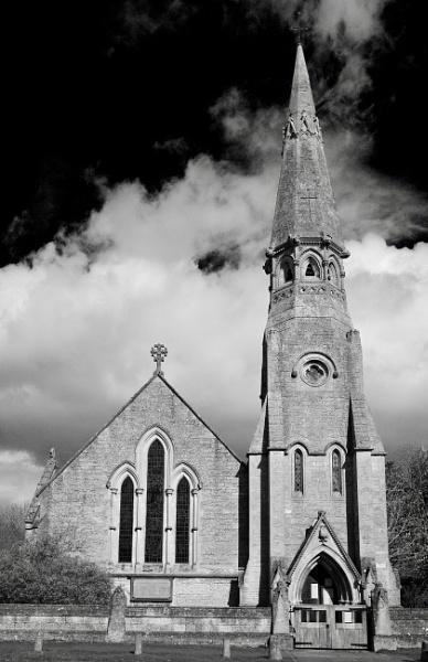 St Mary C of E Church, Newgate Street by nclark