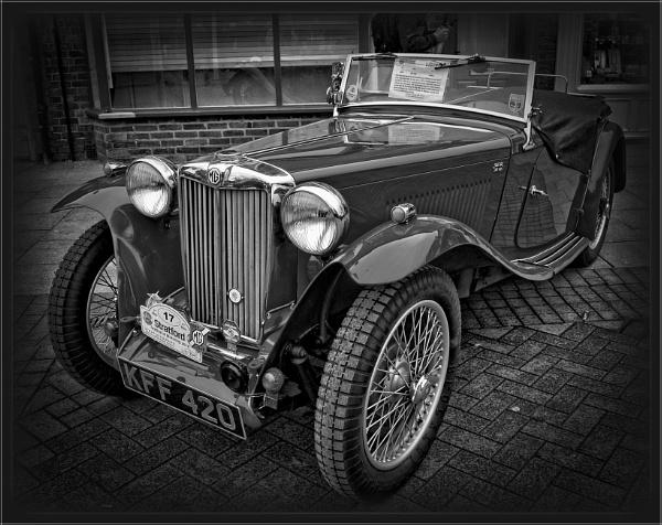 1948 MG TC (3) by PhilT2