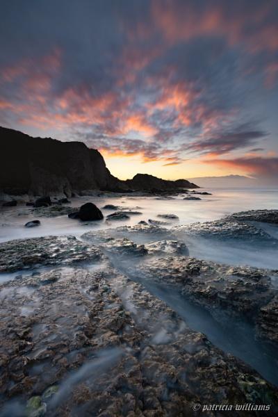 Whiterocks Beach by PMWilliams