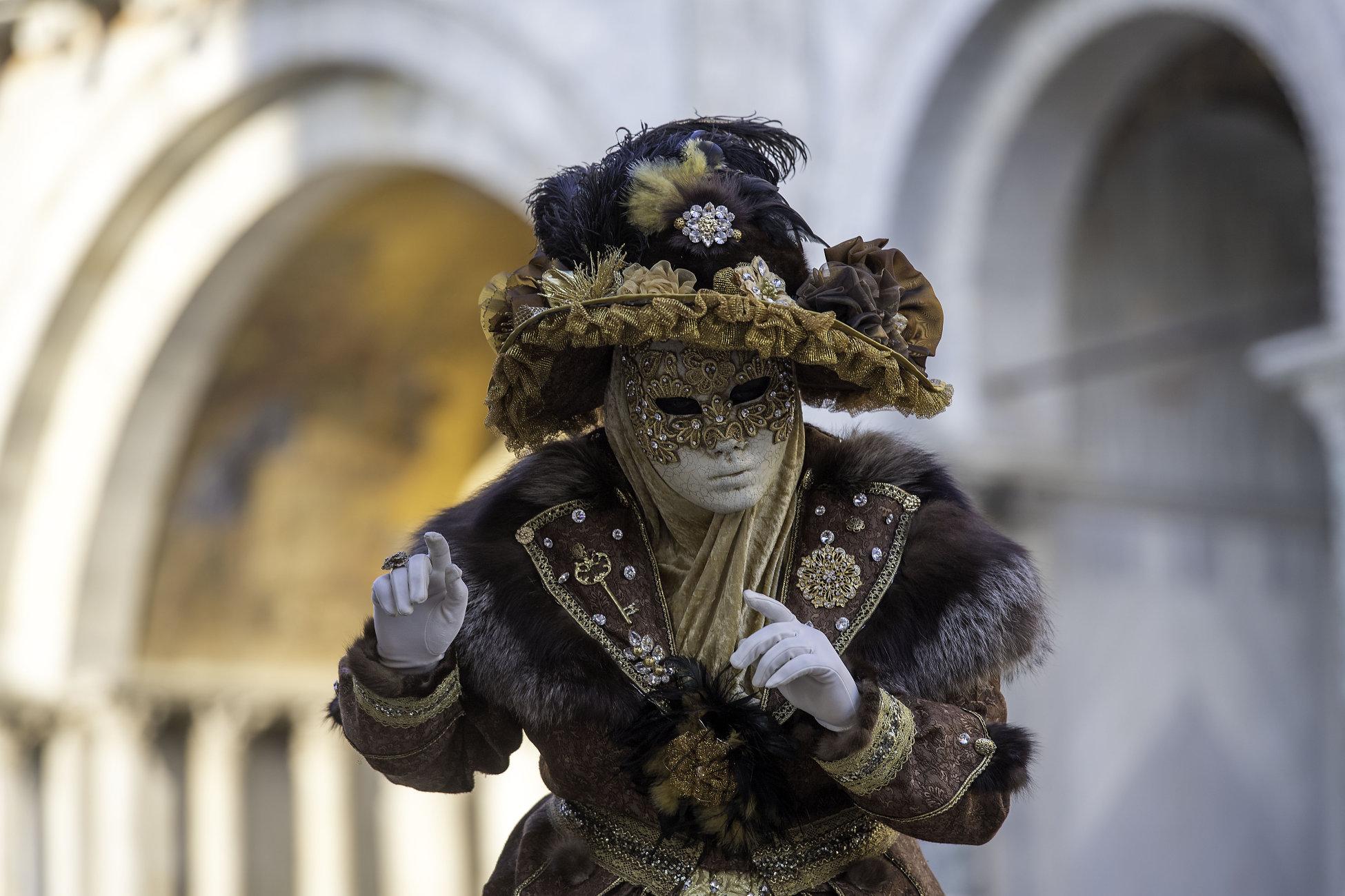 Venice Carnival 2020 - Part 1