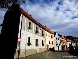 Ceske Krumlov street