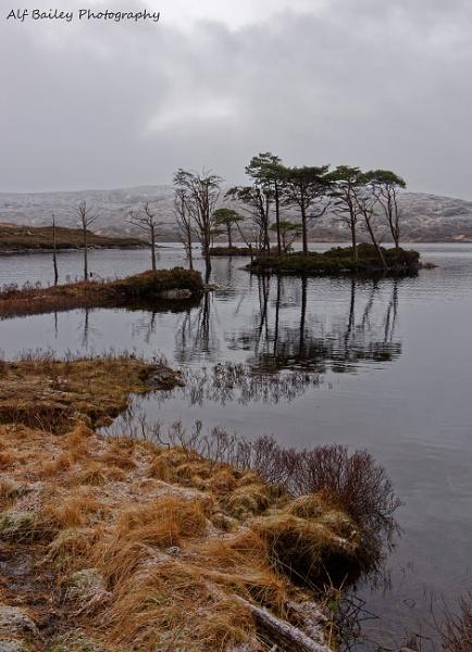 Assynt Islands by Alffoto