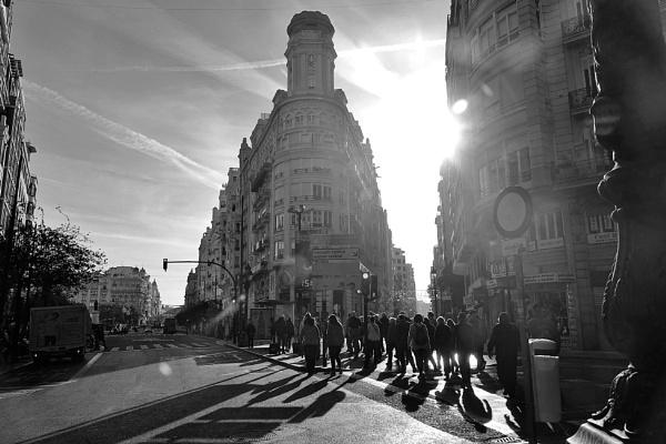 *** Valencia , Spain *** by Spkr51