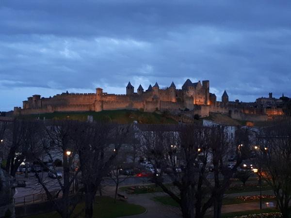 Carcassonne castle by Alan26