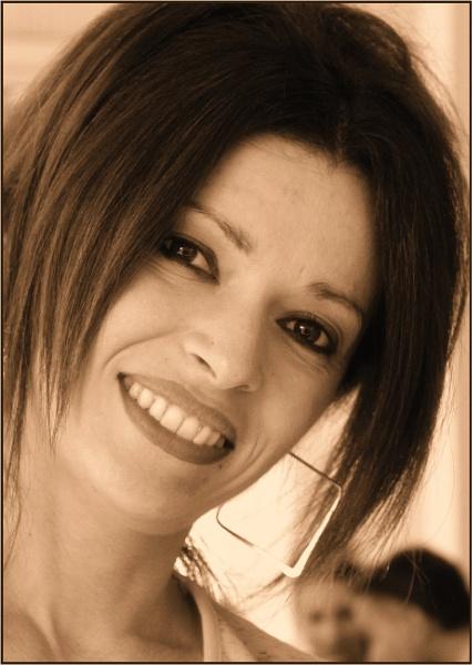Samos Smile in Sepia. by lifesnapper
