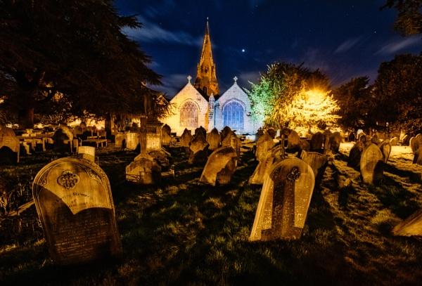 Local Graveyard by PhilAJ