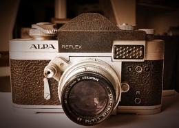 A Swiss 35mm legend.
