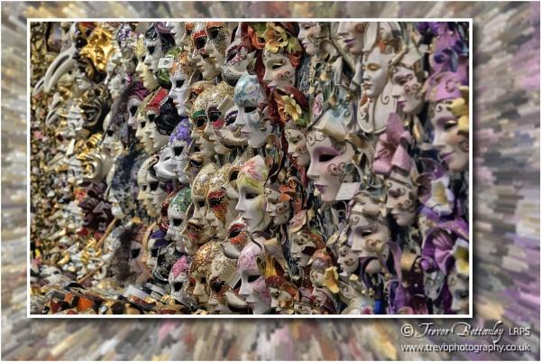 Masks! by TrevBatWCC