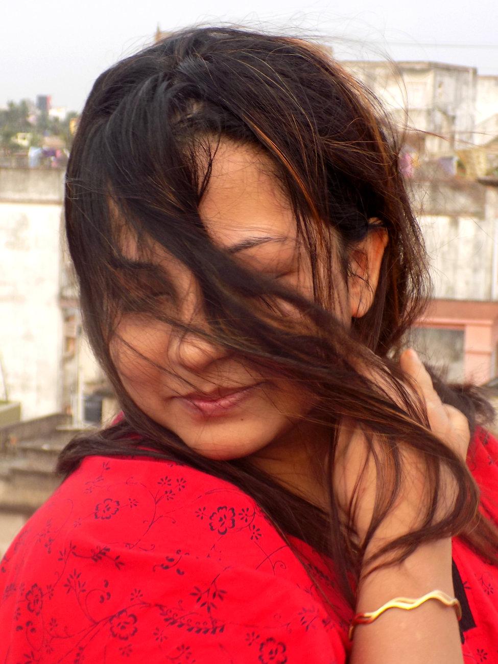 """Careless Beauty"" - A Photograph by Suvajit's Photography"