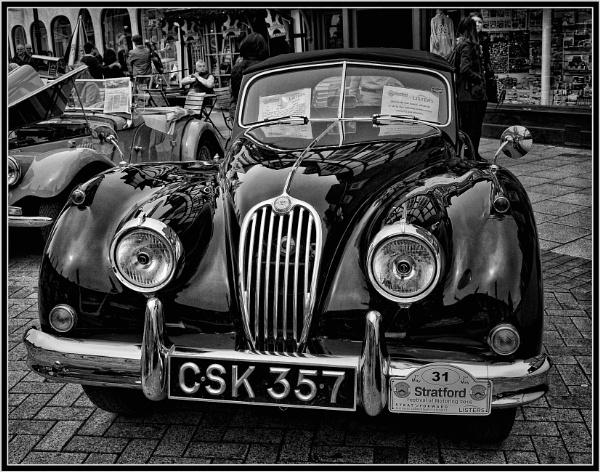 1956 Jaguar XK140 (1) by PhilT2