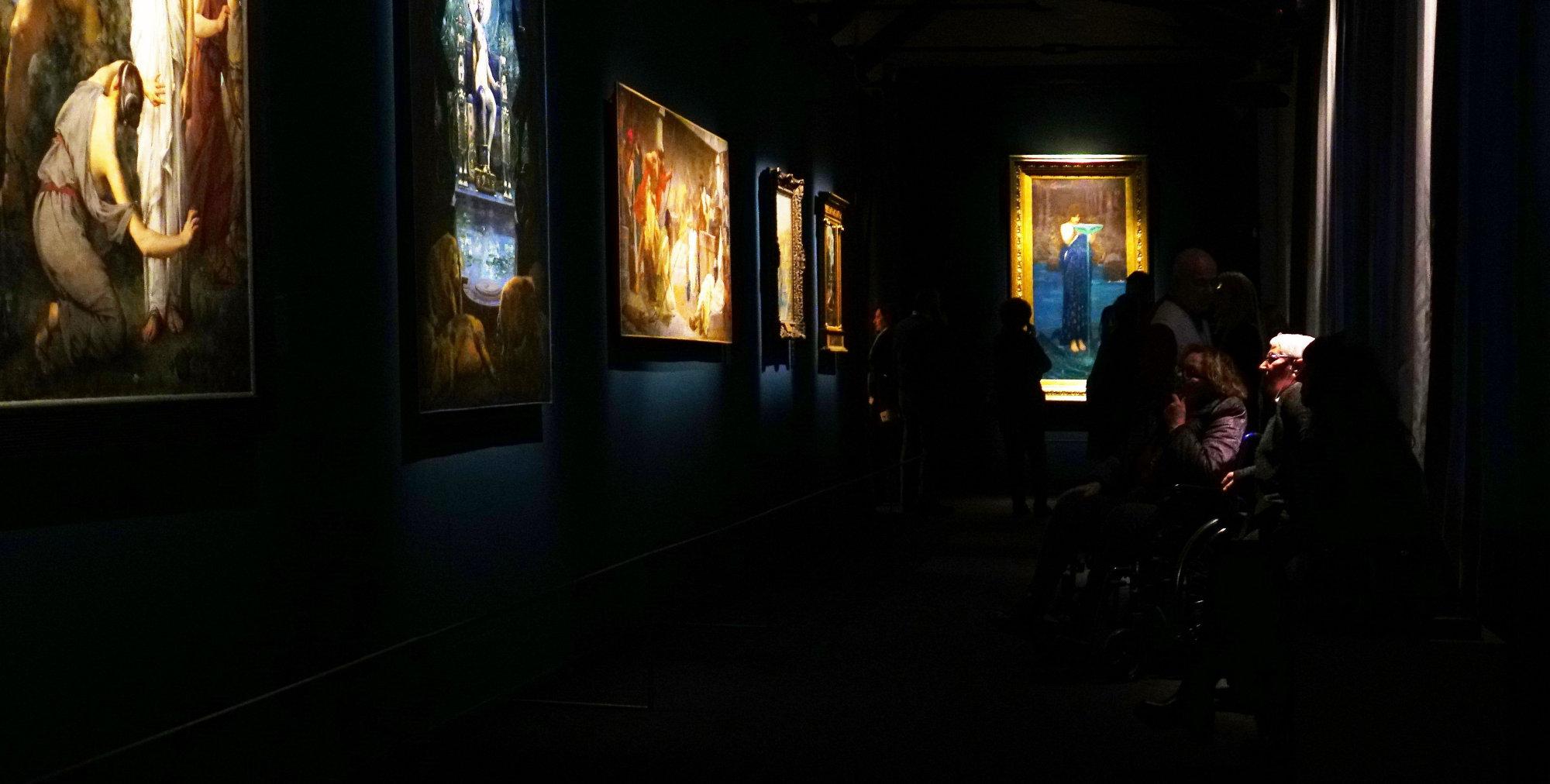 Art Illuminates