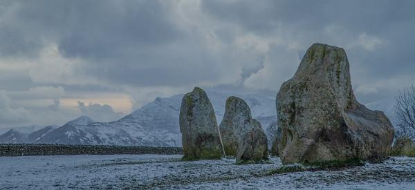 Castlerigg Stone Circle 3 by philhomer