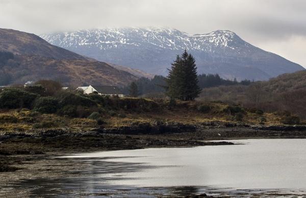 Salen - Mull by Irishkate