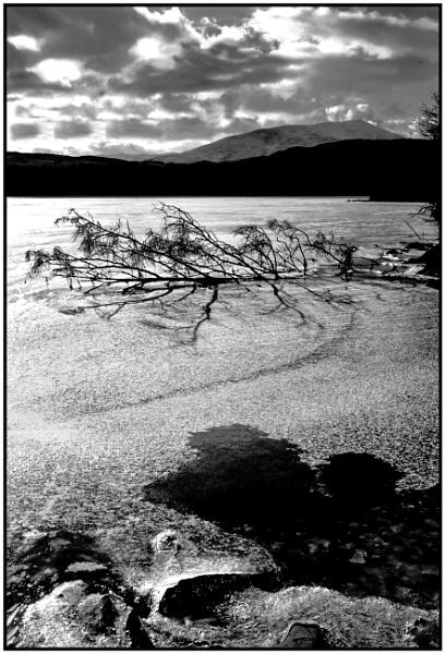 Tummel in Winter by mac