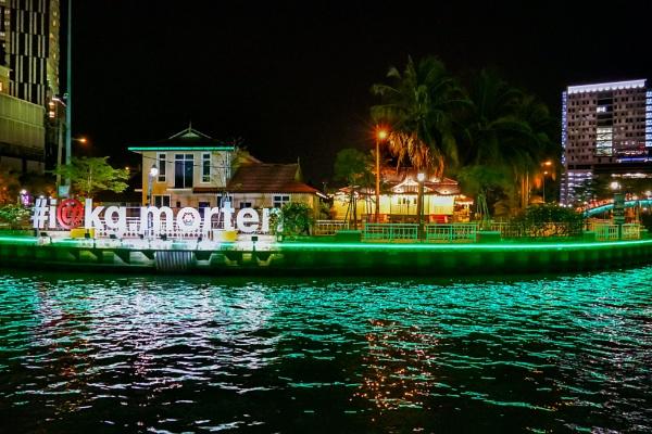 Night Scene In Malaysia by manicam