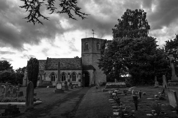 St Lawrence Church Swindon Village by woodini254