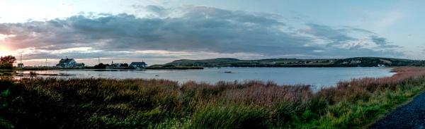 Nevern Estuary by woodini254