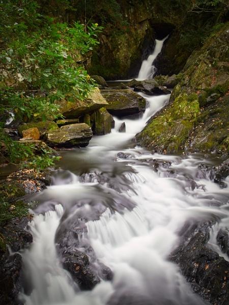 Nantcol Falls by trailguru