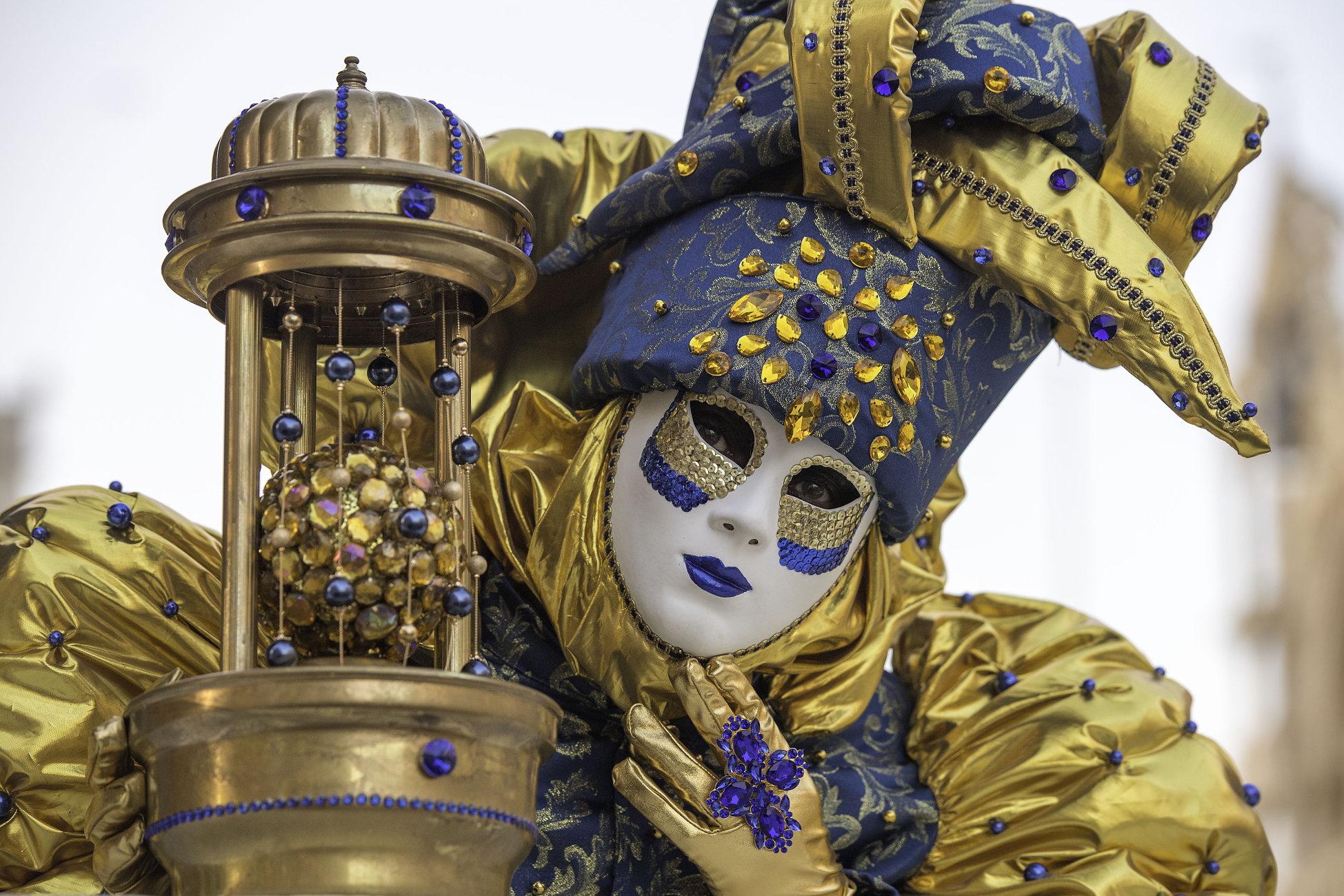 Venice Carnival 2020 - Part 3
