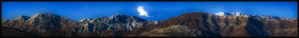 Orjen  panorama by nklakor