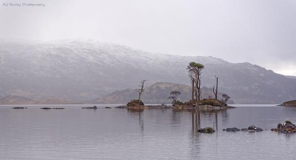 Winter Islands by Alffoto