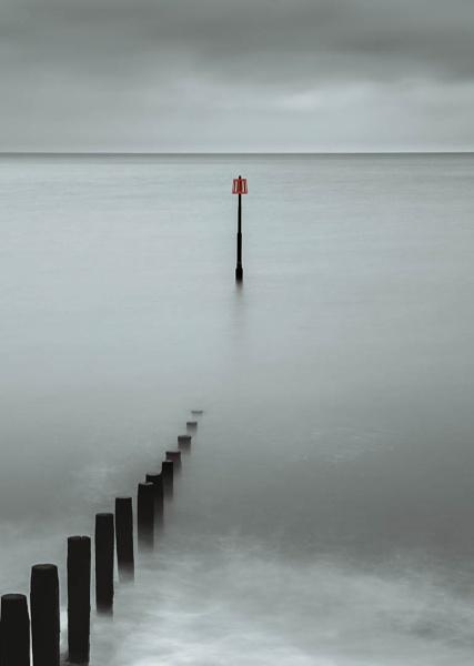 Teignmouth groyne by LLCJ
