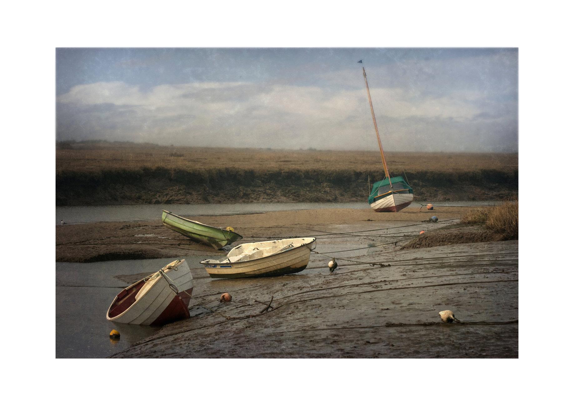 Low Tide,Blakeney