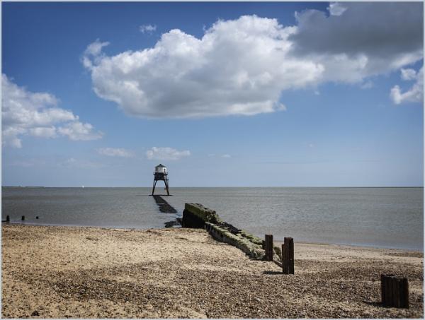 Dovercourt Lighthouse by AlfieK