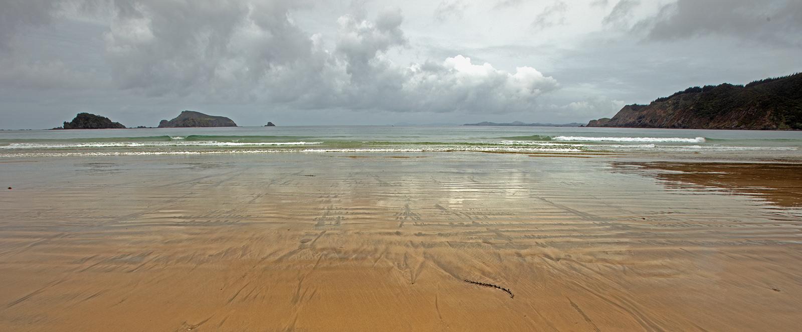 Paihia Beach -North Island New Zealand