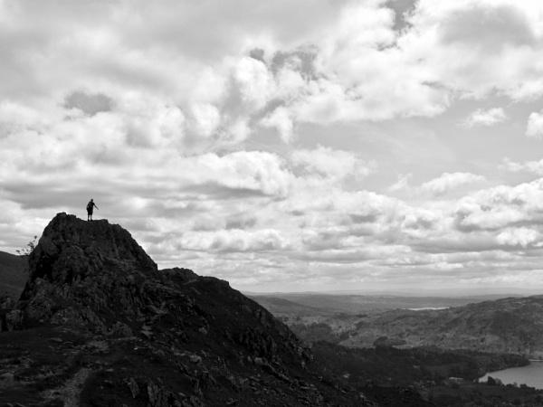 Helm Crag. by Debmercury