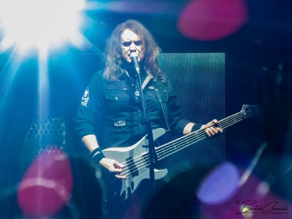 David Ellefson - Megadeth by barthez