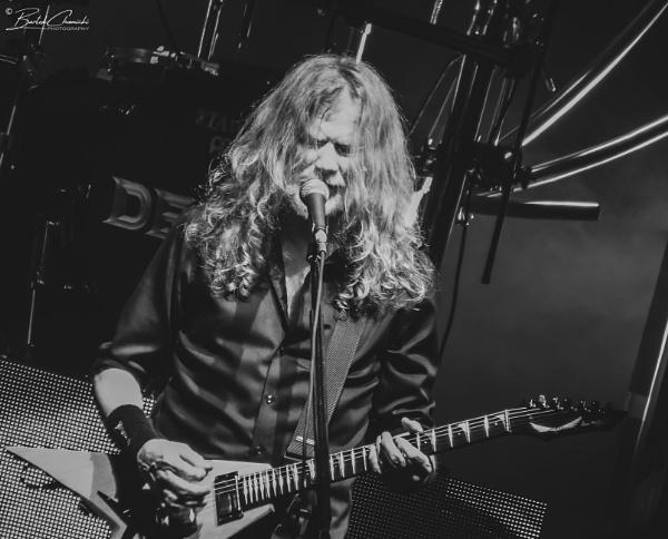Mr Megadeth by barthez
