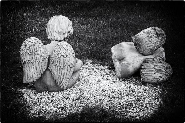 Fallen (again) angel by mrswoolybill