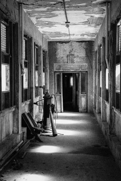 Corridor by Merlin_k