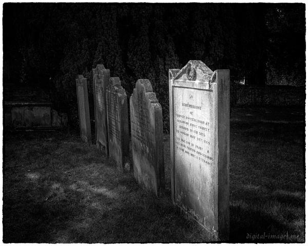 Gravestones by Alan_Baseley