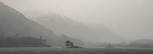 Ullswater mist by philhomer