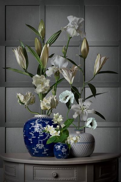 Flower matrix by charlesym