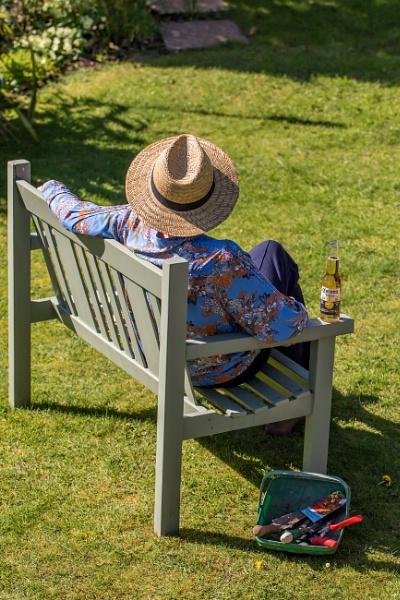 self isolating with corona by trebork