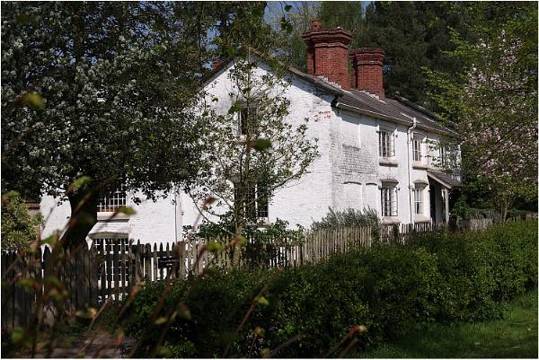 Cottage at Styal by johnriley1uk